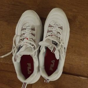 Fila genuine leather sneakers
